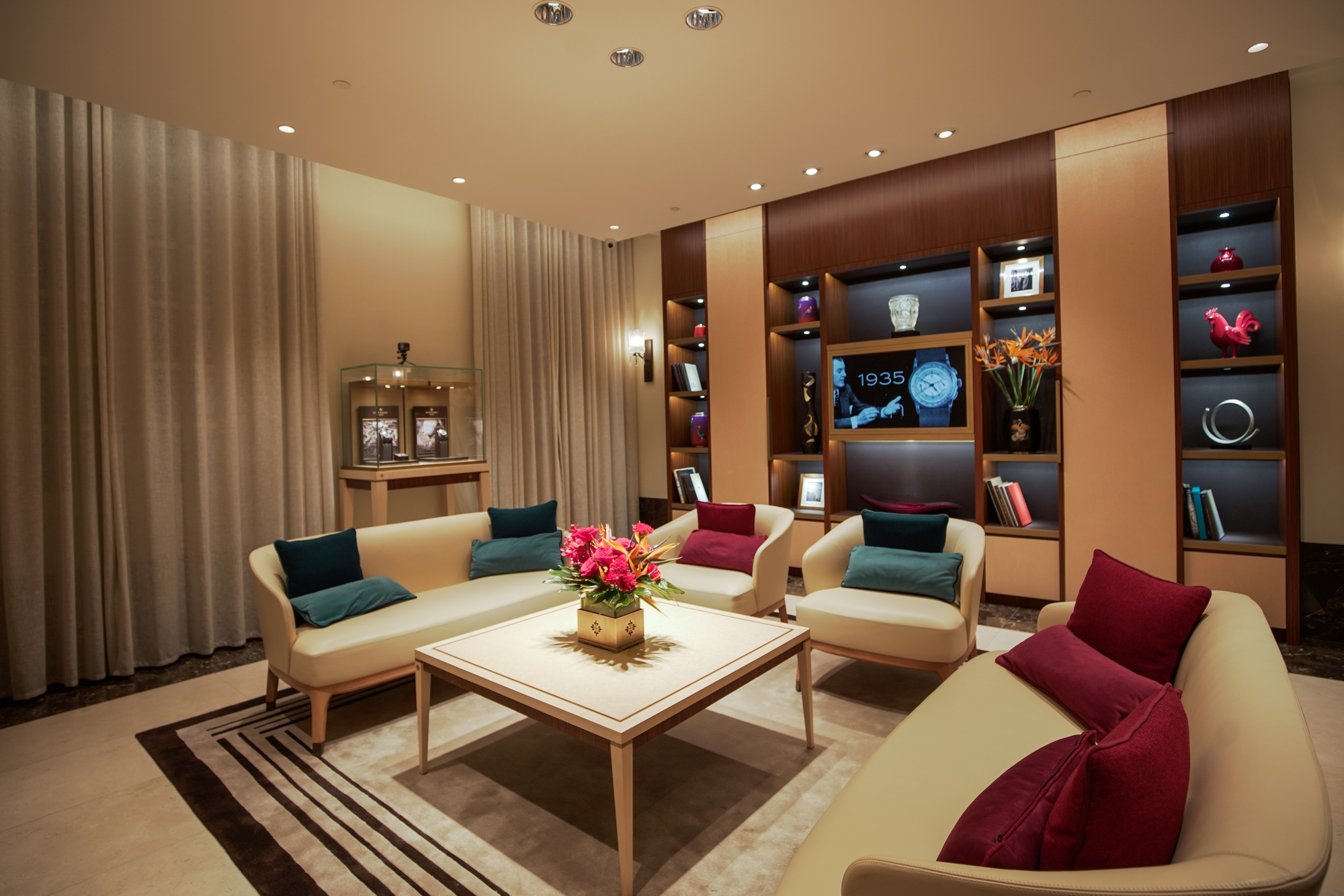 Tam Son opened the first Patek Philippe boutique in Vietnam