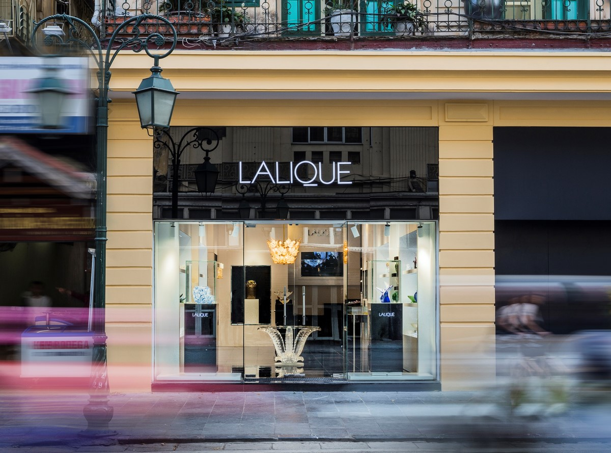 LALIQUE LAUNCHES ITS FIRST STORE IN HANOI